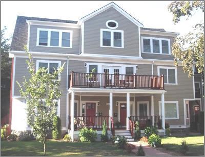 Brookline Rental Under Agreement: 134 Salisbury #2