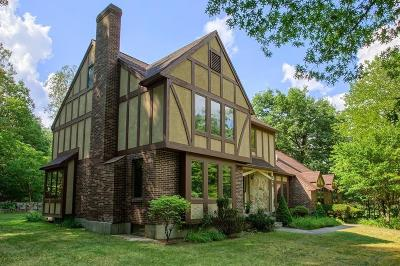 Sudbury MA Single Family Home For Sale: $869,000