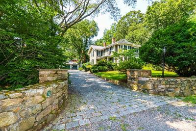 Dedham Single Family Home New: 70 Haven Street