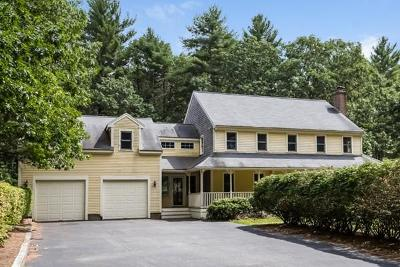Duxbury Single Family Home Under Agreement: 1247 Franklin St