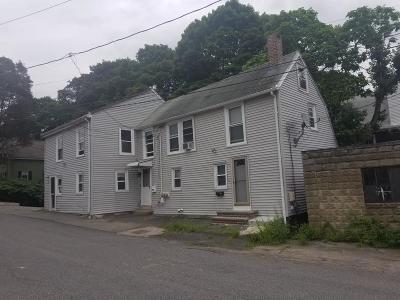 Dedham Condo/Townhouse For Sale: 44 Belknap #44