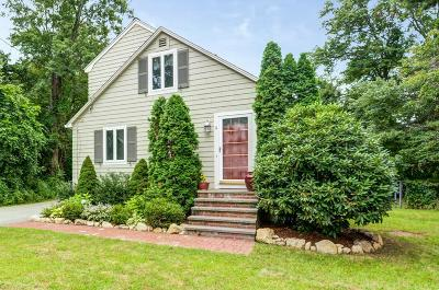 Southborough Single Family Home For Sale: 9 Oregon Rd