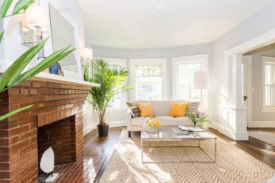 Somerville Condo/Townhouse New: 33 Central Street #2