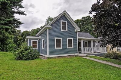 Hopkinton Single Family Home For Sale: 276 Wood St