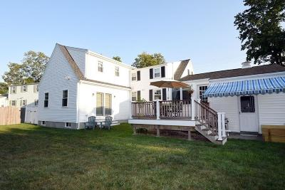 Braintree Single Family Home For Sale: 19 Foster Road