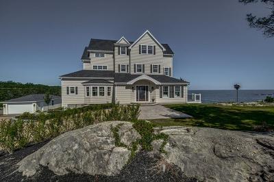 Cohasset MA Single Family Home For Sale: $4,250,000