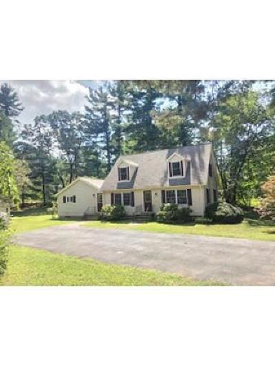 Sudbury MA Single Family Home For Sale: $569,000