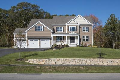Single Family Home New: 4 Hunters Ridge Way Lot 9