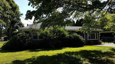 Falmouth Single Family Home For Sale: 45 Robinson Rd