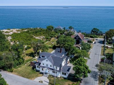 Rockport Single Family Home For Sale: 33 Atlantic Ave