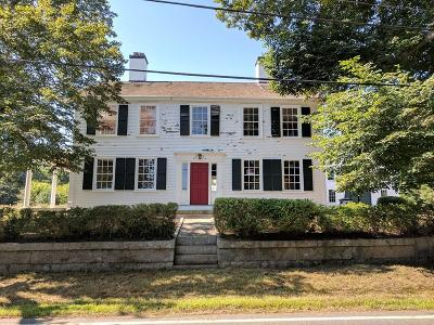Hanover Single Family Home Extended: 128 Washington Street