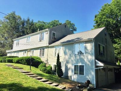 Scituate MA Single Family Home For Sale: $565,000