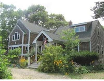 Falmouth Single Family Home Extended: 80 Regis Rd