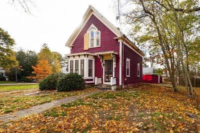 Abington Single Family Home Under Agreement: 60 Park Ave