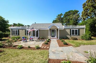 Barnstable Single Family Home For Sale: 157 Abbey Gate Rd