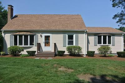 Foxboro MA Single Family Home New: $349,800