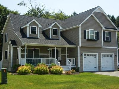 Norwell Single Family Home For Sale: 25 Hillcrest Cir(130 Tiffany Rd) #Lot 10