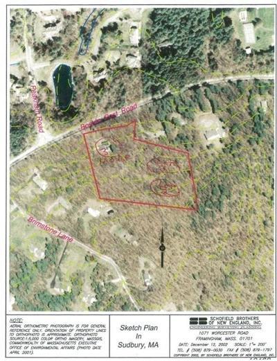 Sudbury Residential Lots & Land New: 821 Boston Post Rd