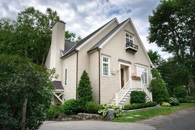 Cohasset MA Single Family Home For Sale: $2,499,000