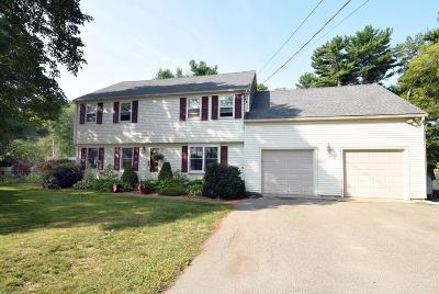 Duxbury Single Family Home For Sale: 118 Chandler