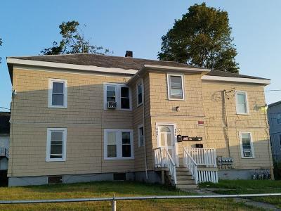 Brockton Multi Family Home For Sale: 134-138 Green Street
