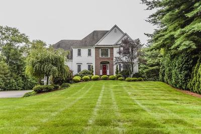 Wrentham Single Family Home For Sale: 654 Dedham St