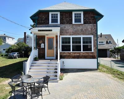 Hull Single Family Home For Sale: 86 Manomet Ave