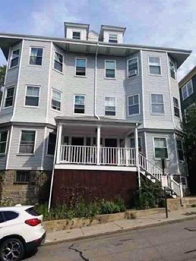 Boston Condo/Townhouse Under Agreement: 18 Sunset St #4