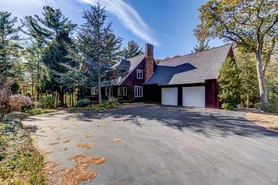 Cohasset MA Single Family Home For Sale: $1,430,000