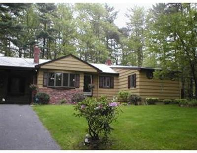 Pembroke MA Single Family Home Under Agreement: $299,000