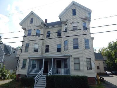 Brockton Multi Family Home For Sale: 750-754 North Montello