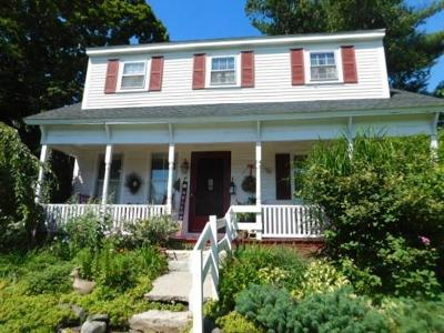 Westborough Single Family Home For Sale: 27 Warren Street