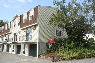 Lowell Condo/Townhouse Under Agreement: 1245 Pawtucket Blvd #6