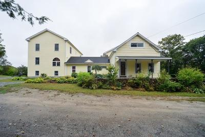 Sudbury Single Family Home For Sale: 271 Boston Post Rd