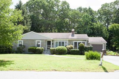 Wayland Single Family Home For Sale: 4 Melody Ln