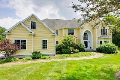 Sudbury MA Single Family Home For Sale: $1,280,000