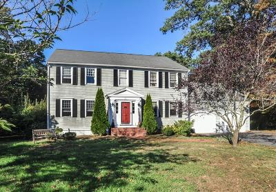 Scituate Single Family Home For Sale: 6 Fox Vine Ln