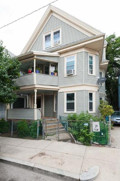 Multi Family Home For Sale: 46 Fowler St