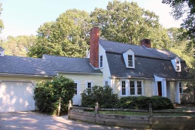 Hingham Single Family Home For Sale: 115 Summer Street