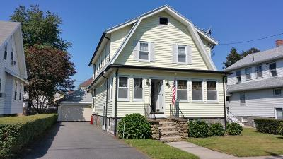 Quincy Single Family Home For Sale: 138 East Elm Avenue