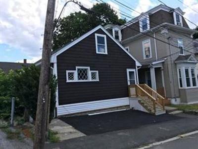 Stoneham Single Family Home For Sale: 6 Hersam St