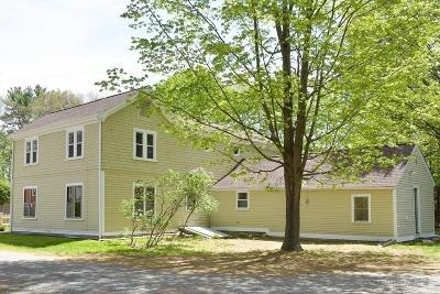 Sudbury MA Single Family Home For Sale: $629,900