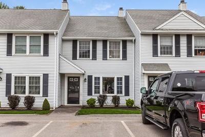 Whitman Condo/Townhouse For Sale: 728 Auburn St #I3