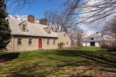 Milton Single Family Home For Sale: 22 Gile Road