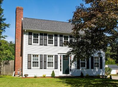 Holliston Single Family Home For Sale: 217 Washington Street