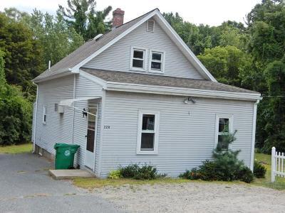 Ashland Single Family Home Under Agreement: 228 Pond Street