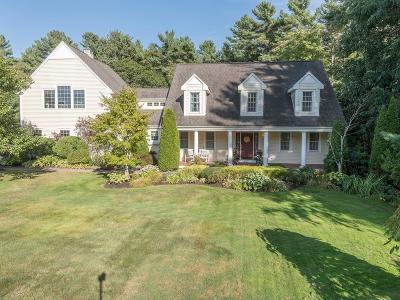 Raynham Single Family Home Under Agreement: 79 Tearall Rd