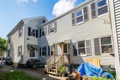 Cambridge Multi Family Home For Sale: 90 Sciarappa St