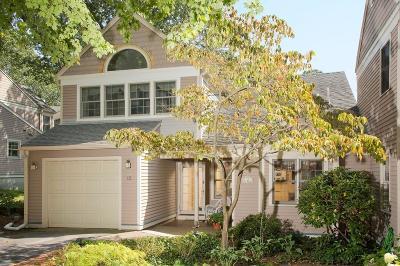 Duxbury Condo/Townhouse For Sale: 12 Oceanwoods Drive #12