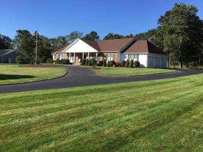 Rehoboth Single Family Home For Sale: 6 Palmer Meadow Lane